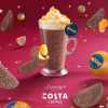 Costa's Terry's Chocolate Hot Chocolate
