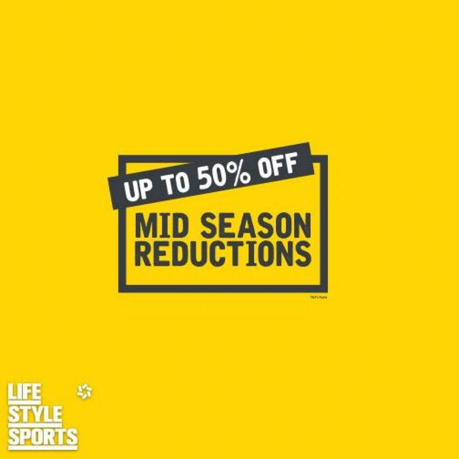 Lifestyle Mid Season Sale