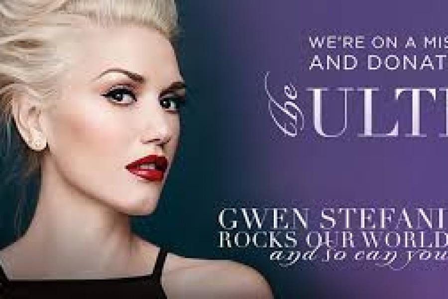 Gwen Stefani-Urban Decay collection launches at Debenhams