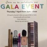 Debenhams Gala Event