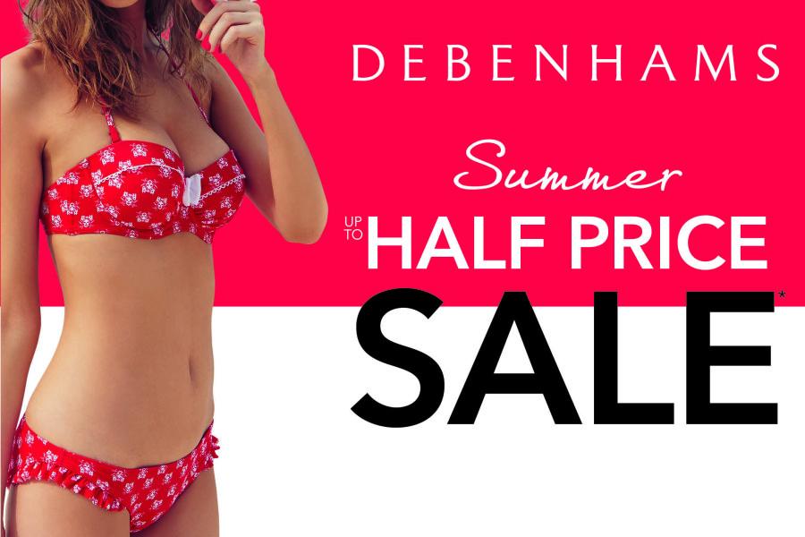 Debenhams SALE <3