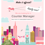 Counter Manager Benefit