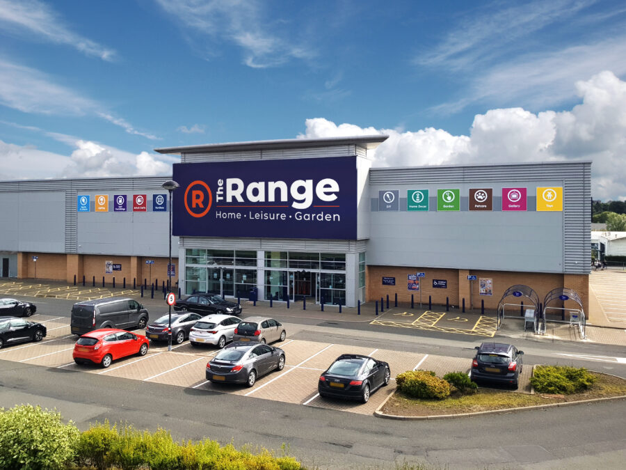 The Range confirms opening date for new store in Tralee
