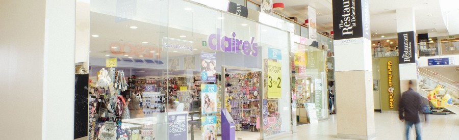 Sale time at Claire's Accessories