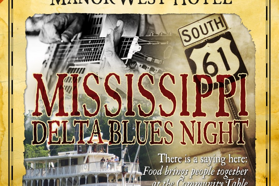 Savor the down-home flavours of Mississippi cuisine in the Delta