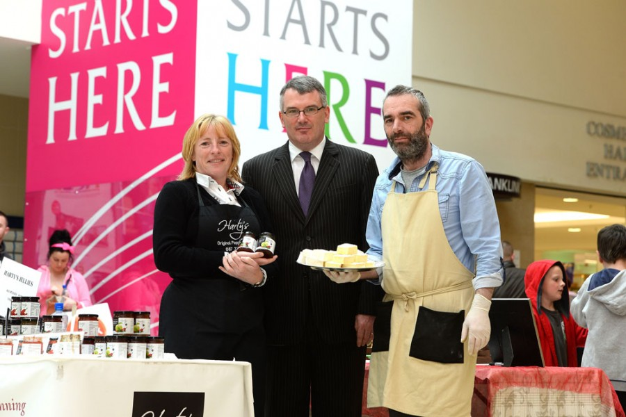 Foodie Heaven as Taste of Tralee Food Fair returns to Manor West