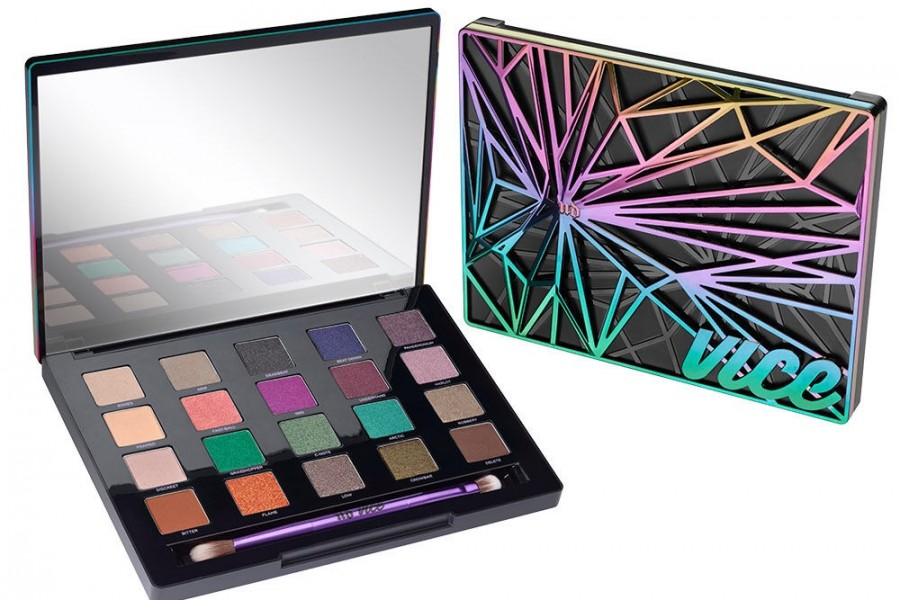 NEW Urban Decay Vice palette has arrived