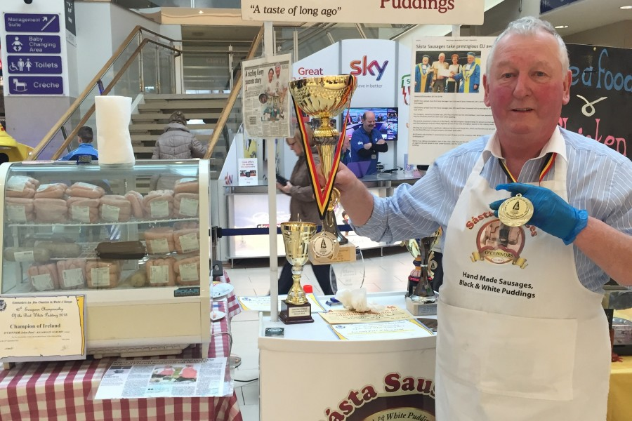 Christmas Food Fair creating festive buzz in the shopping centre