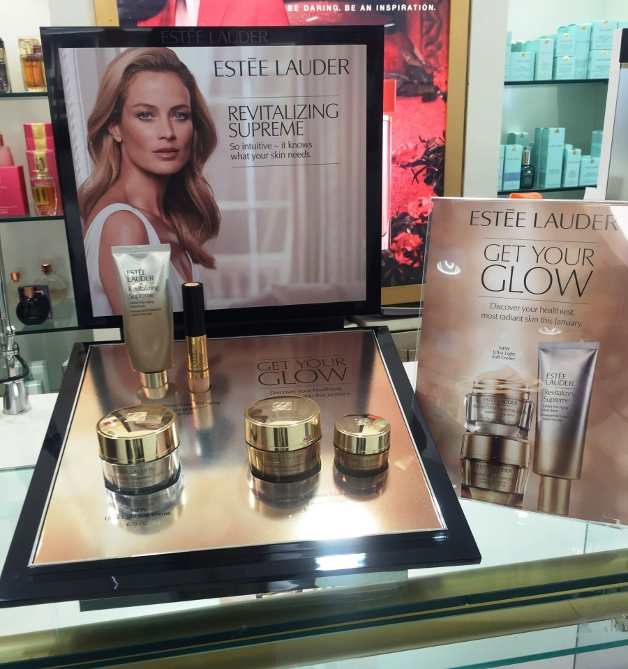 Get your skin glowing for the New Year with Estée Lauder