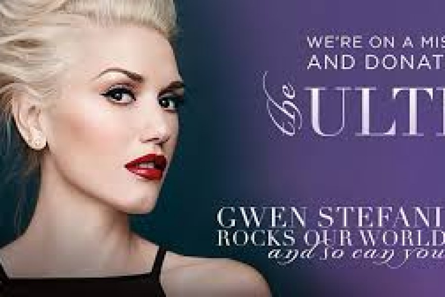 Gwen Stefani-Urban Decay collection launches at Debenhams
