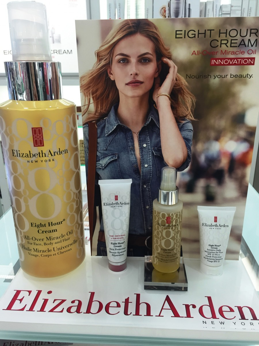 NEW Elizabeth Arden Miracle 8hour Oil