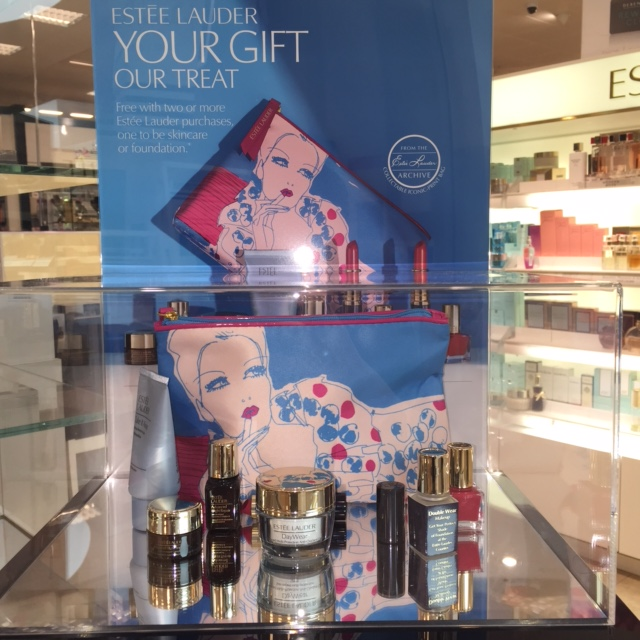 Manor west win a free makeover gift set at estee lauder in estee lauder debenhams2 negle Image collections
