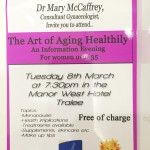 McCauleys Womens Info Evening