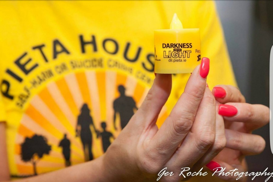 Darkness into Light registration in Manor West this weekend