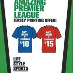 Lifestyle jersey print offer