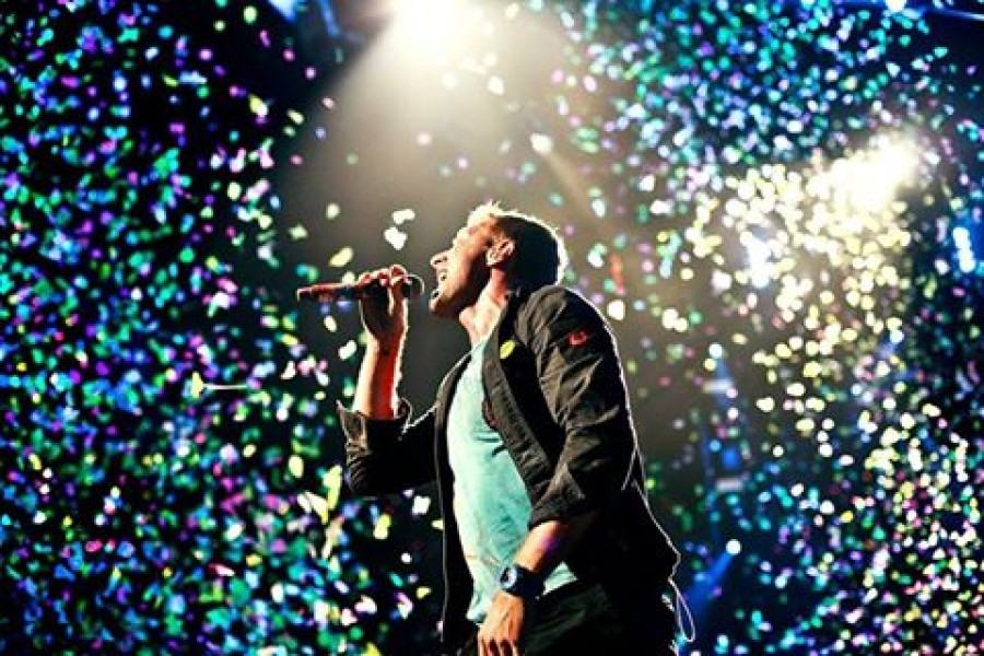 Get your Coldplay tickets at B Mobile