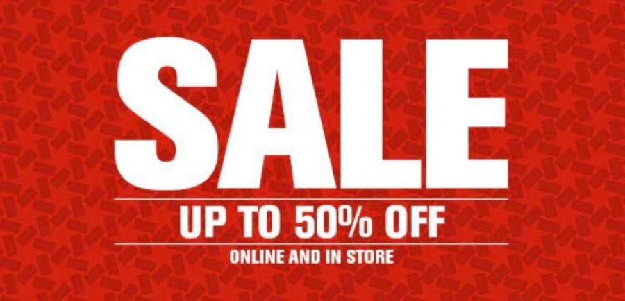 Summer Sale at Lifestyle Sports