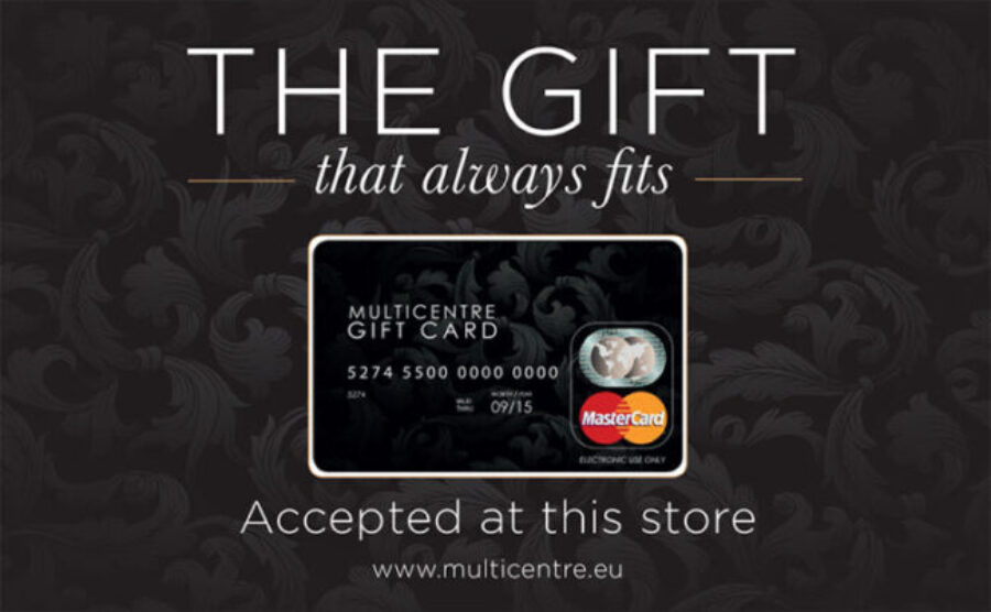 Manor West MultiCentre Gift Card