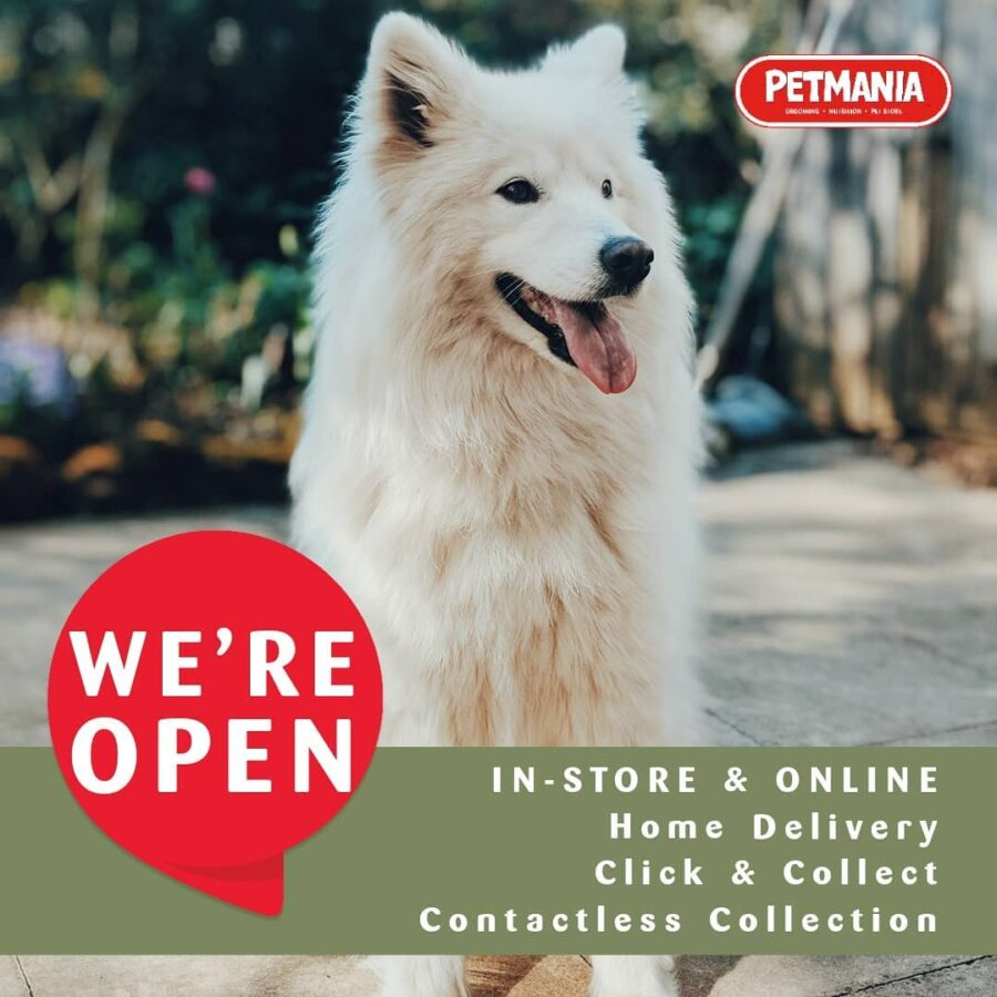 Petmania Remains Open during Level 5