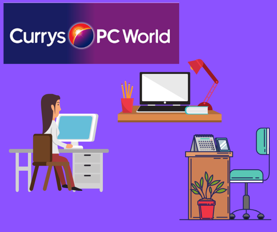 Home Office Essentials with Currys PC World