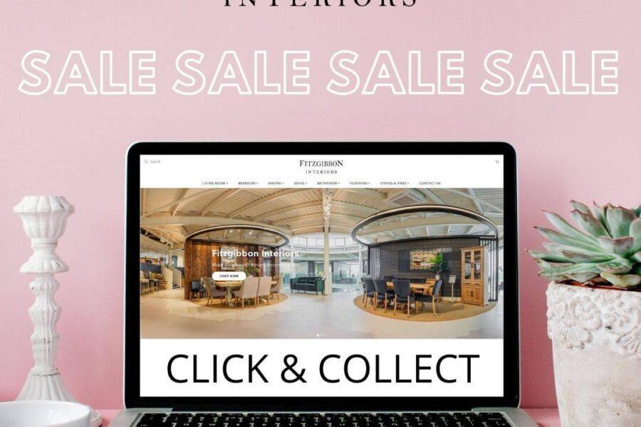 Fitzgibbon Interiors Sale