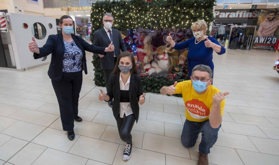Manor West Shopping Centre and Retail Park Planning for a Relaxing & Safe Shopping Experience this Christmas